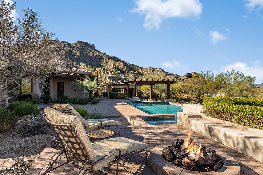 Photo of 36221 N TOM DARLINGTON Drive, Carefree, AZ 85377