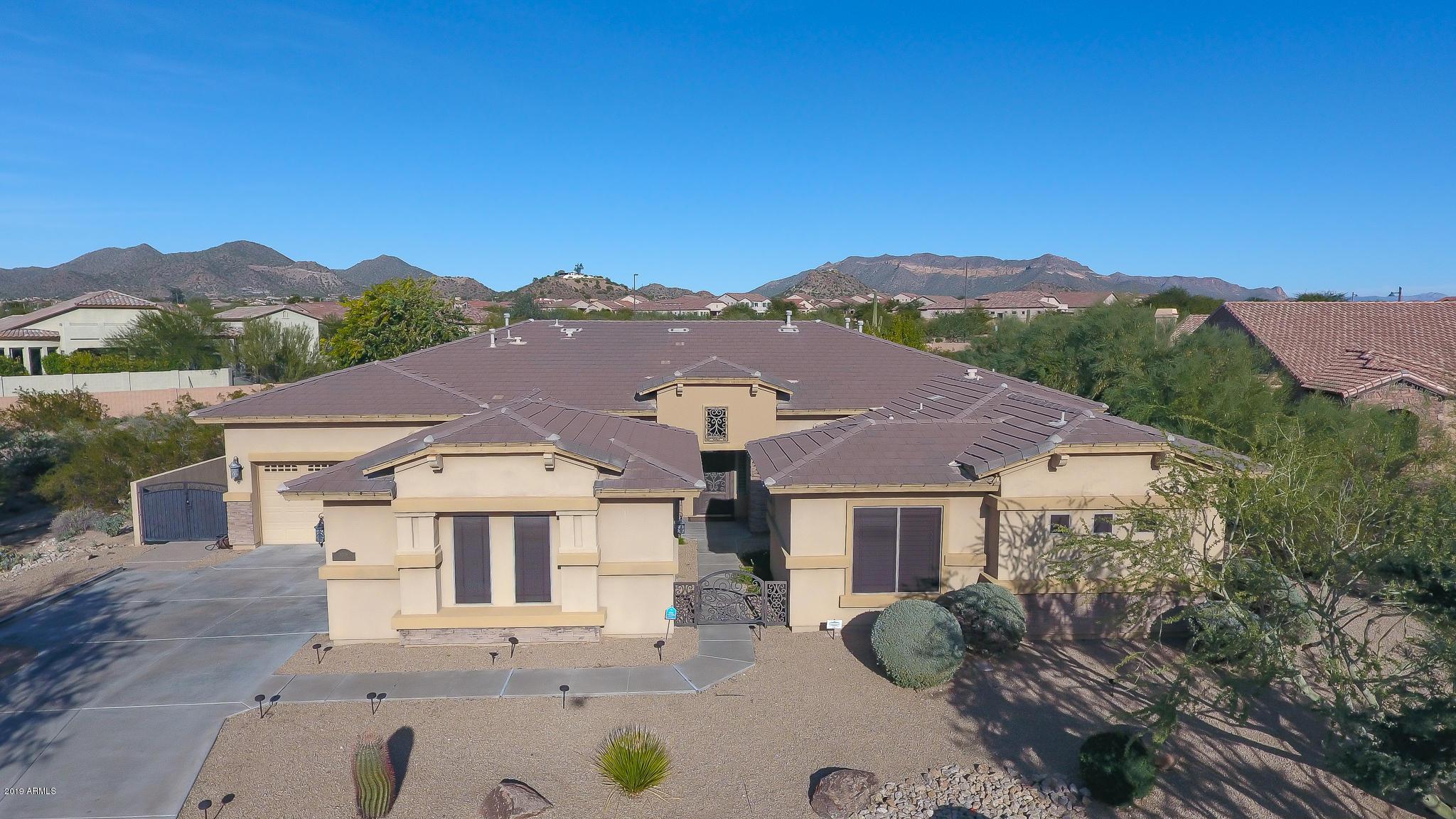 Photo of 8338 E KAEL Street, Mesa, AZ 85207