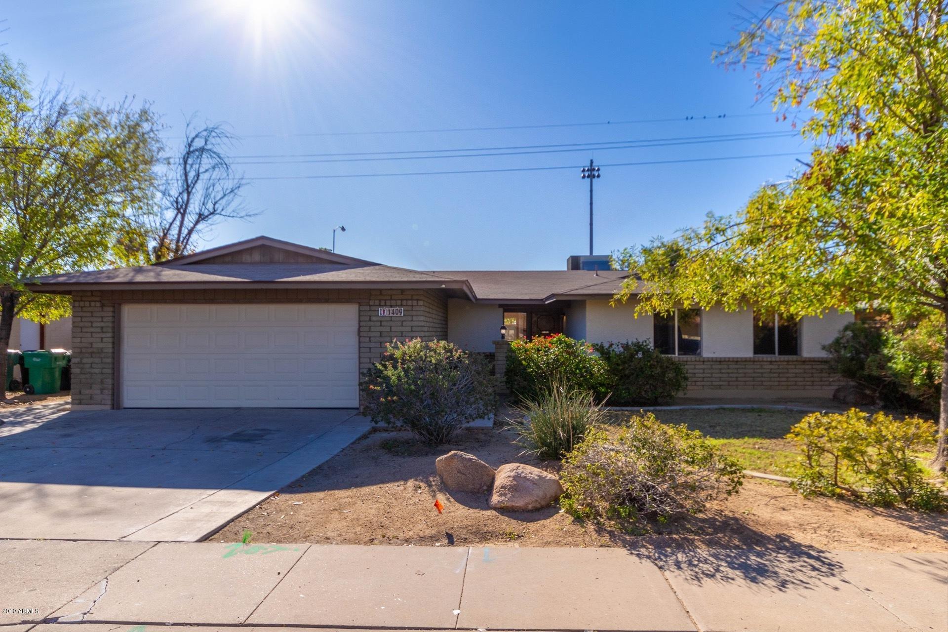 Photo of 1409 W NARANJA Avenue, Mesa, AZ 85202