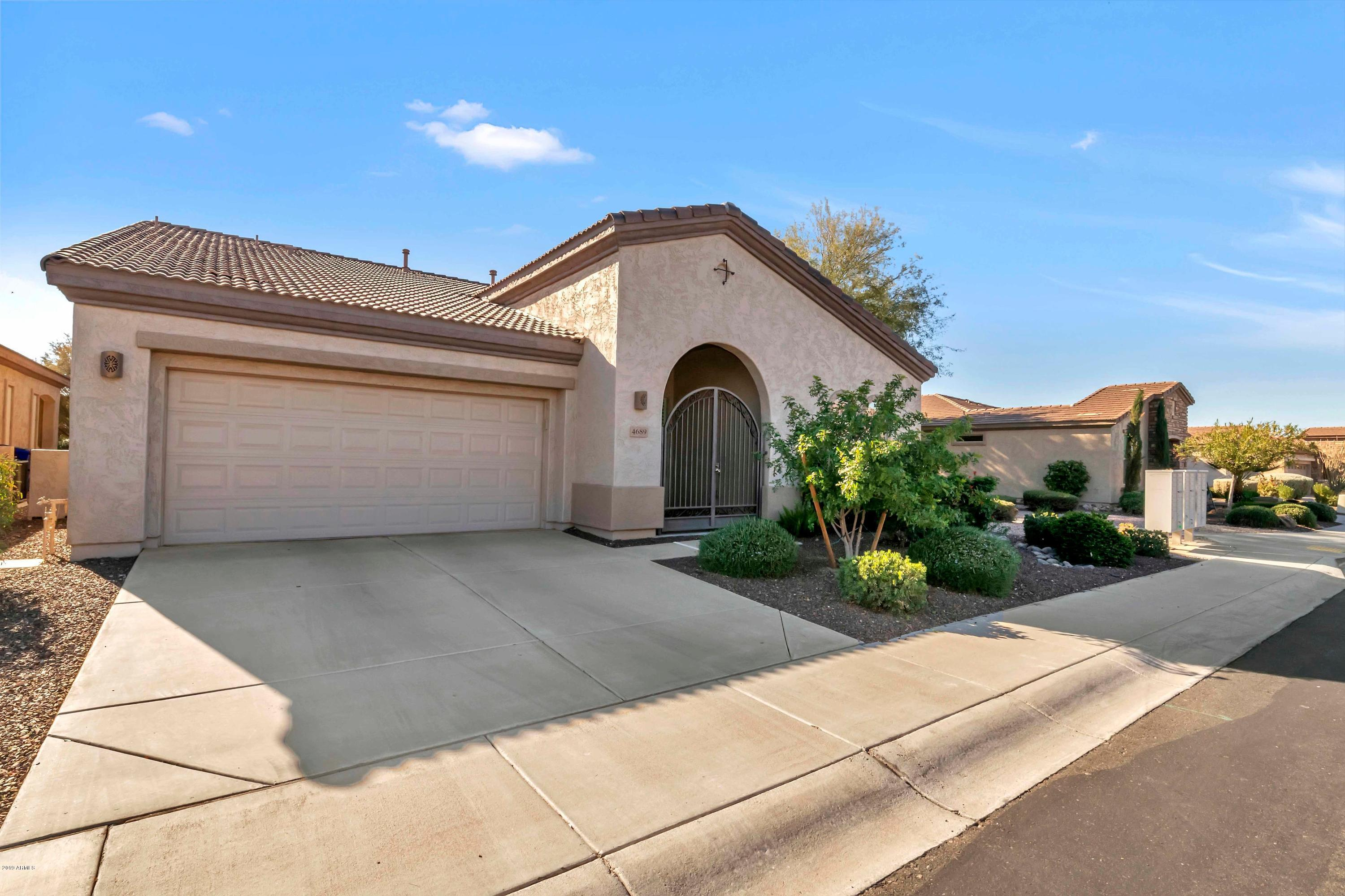Photo of 4689 E SOURWOOD Drive, Gilbert, AZ 85298