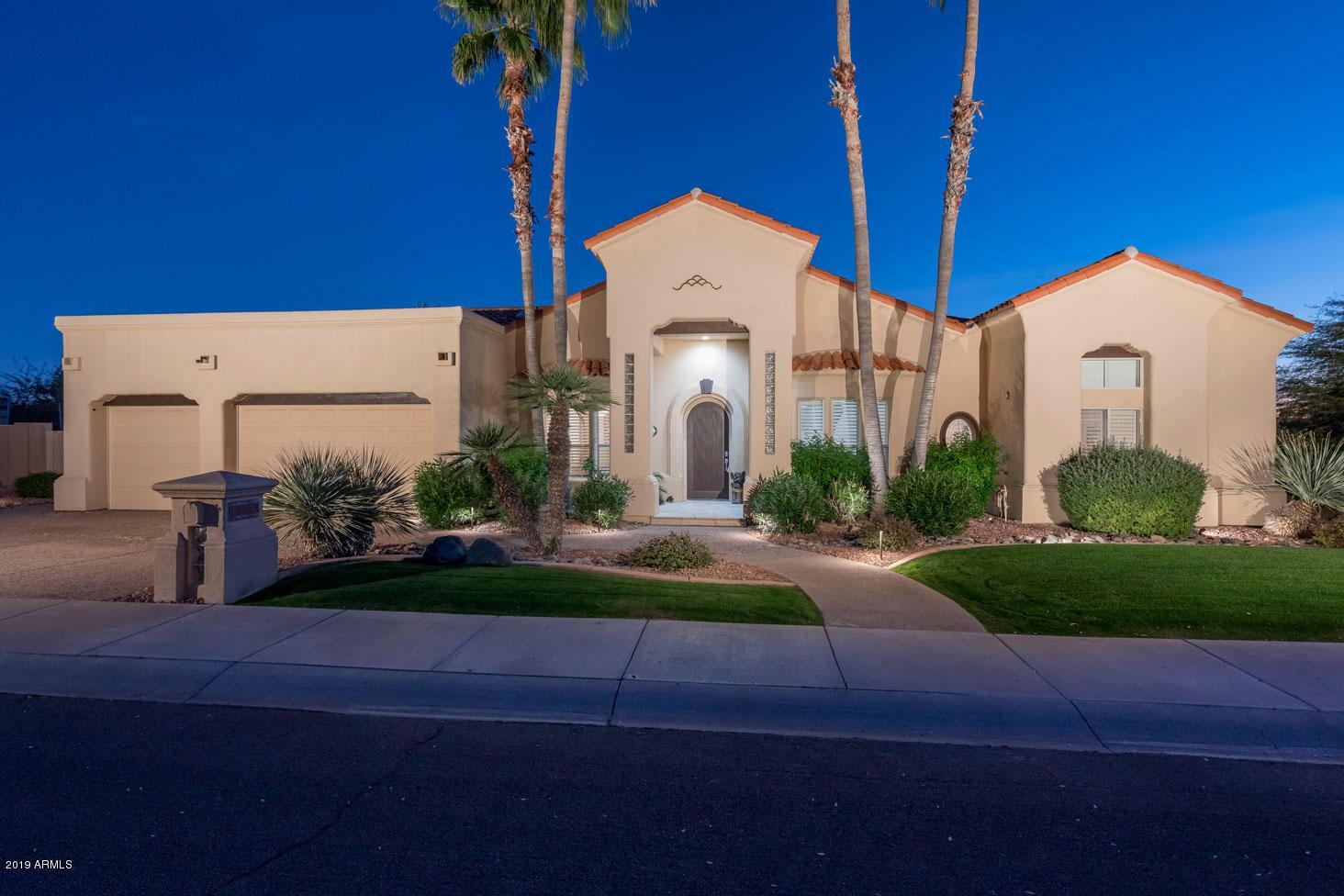 Photo of 10919 N 95TH Place, Scottsdale, AZ 85260