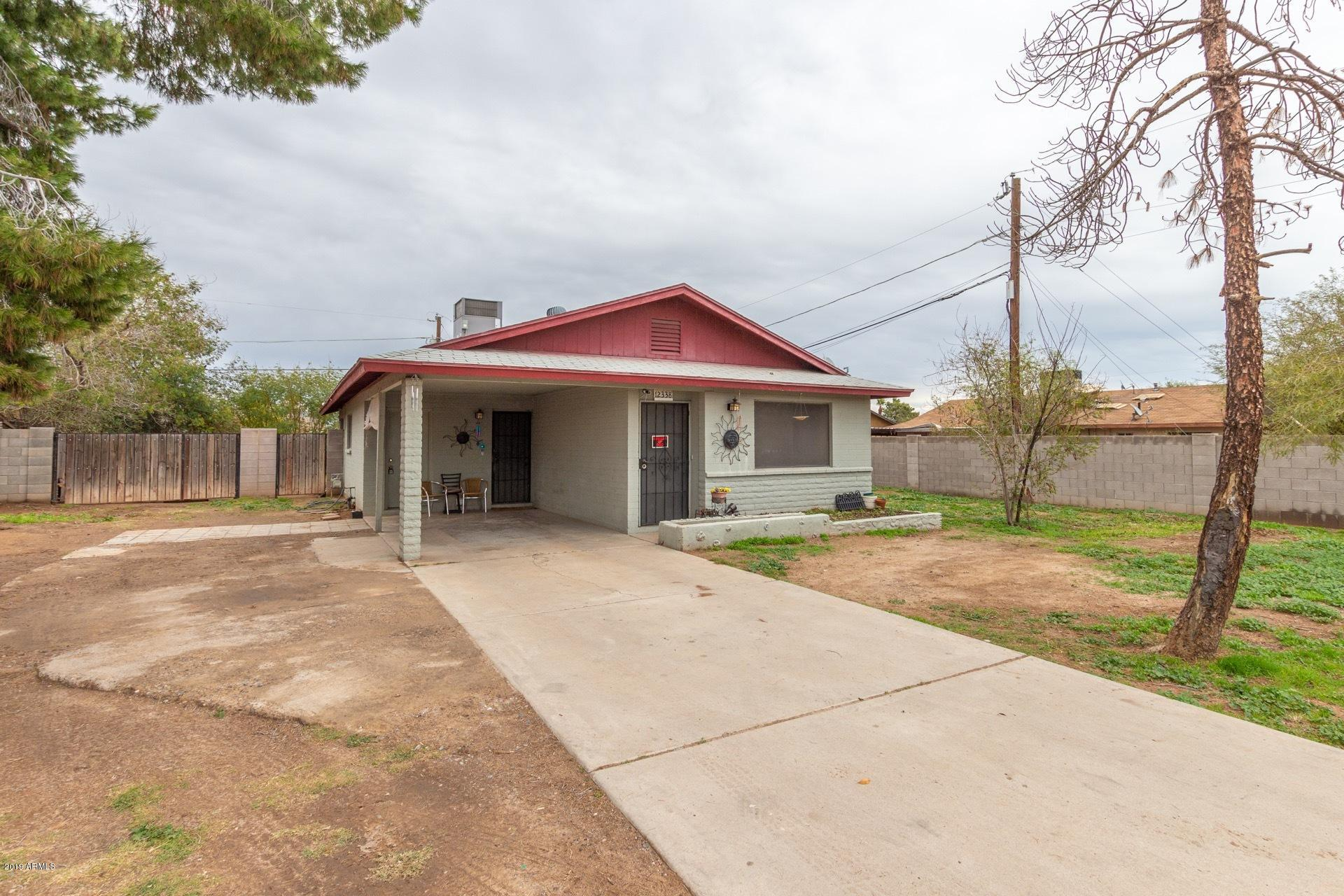 Photo of 12338 W LOWER BUCKEYE Road, Avondale, AZ 85323