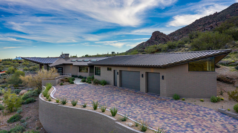 MLS 6024661 37251 N Nighthawk Way, Carefree, AZ 85377 Carefree AZ One Plus Acre Home