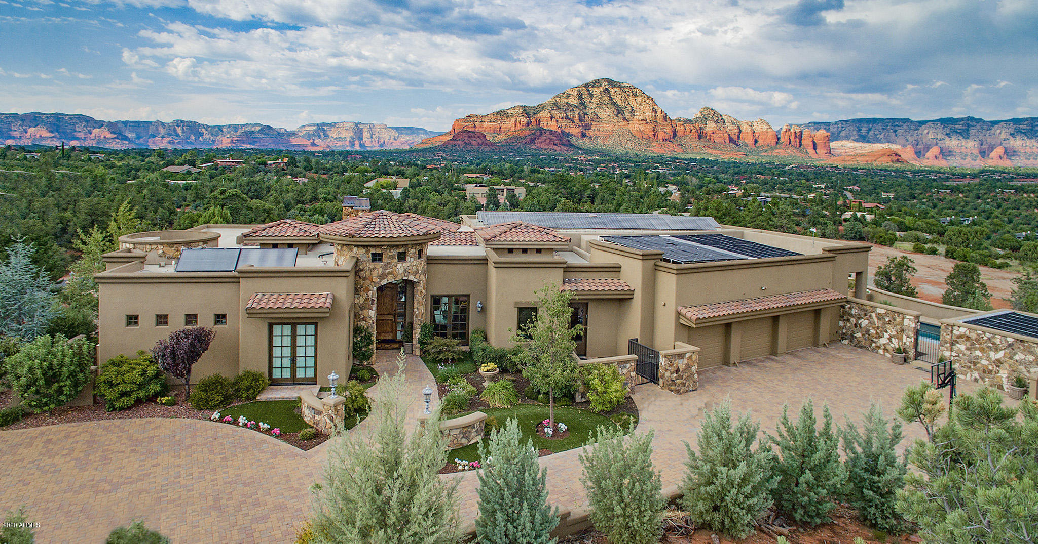 Photo of 140 CALLE DEL VIENTO --, Sedona, AZ 86336