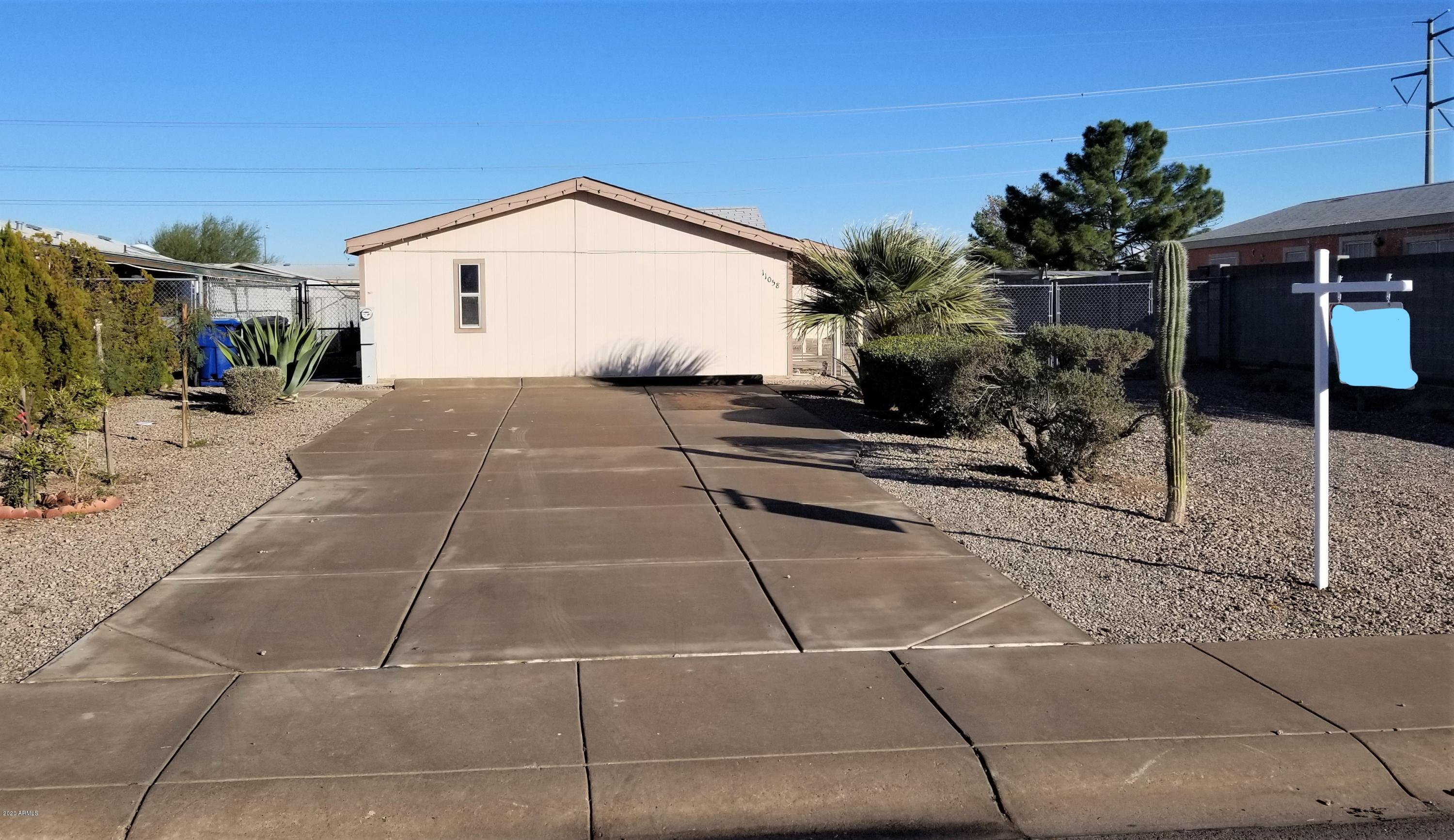 Photo of 11058 W 110TH PLACE Court, Tolleson, AZ 85353