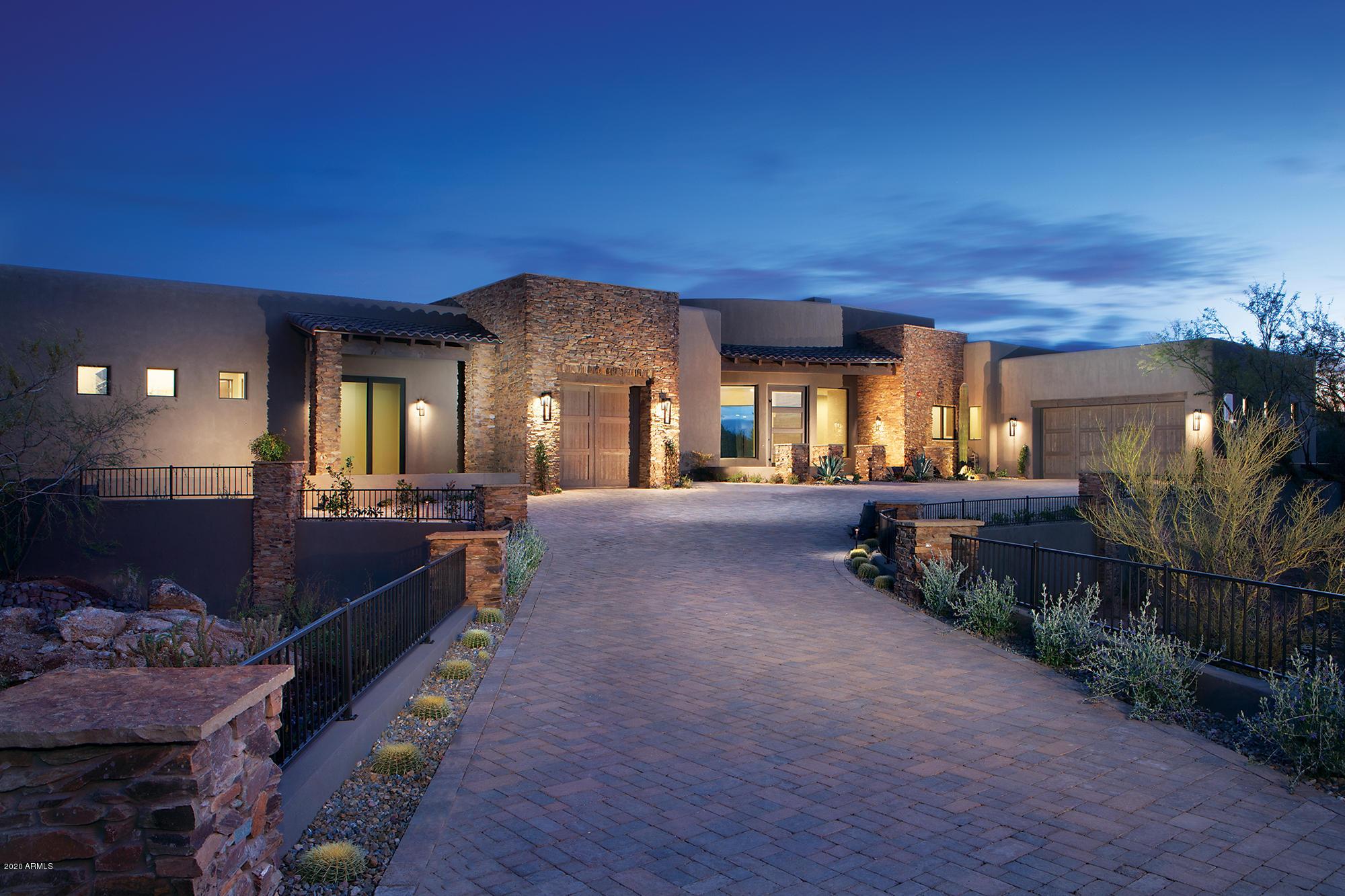 Photo of 7711 E BLACK MOUNTAIN Road, Scottsdale, AZ 85266