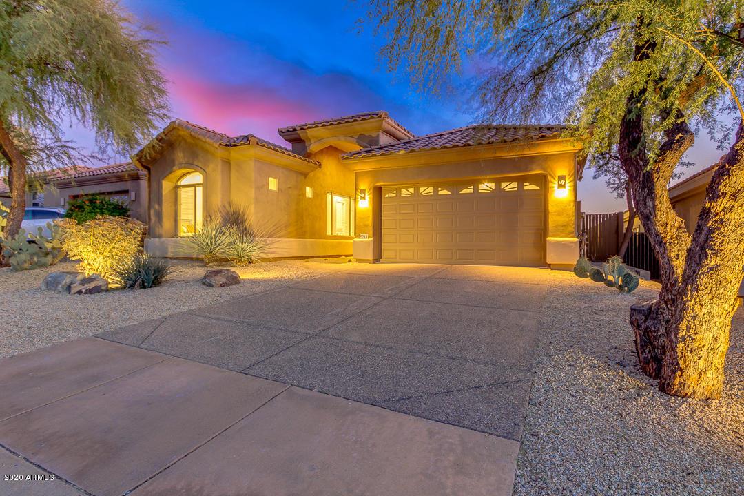 Photo of 9311 E WHITEWING Drive, Scottsdale, AZ 85262