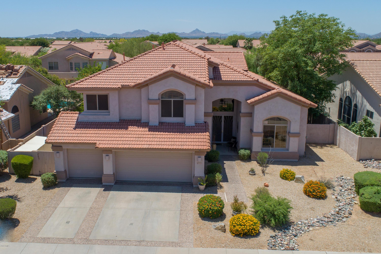 Photo of 4423 E HAMBLIN Drive, Phoenix, AZ 85050