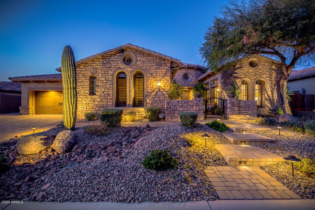 Photo of 8046 E VISTA CANYON Street, Mesa, AZ 85207