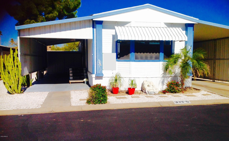 Photo of 8780 E McKellips Road #339G, Scottsdale, AZ 85257