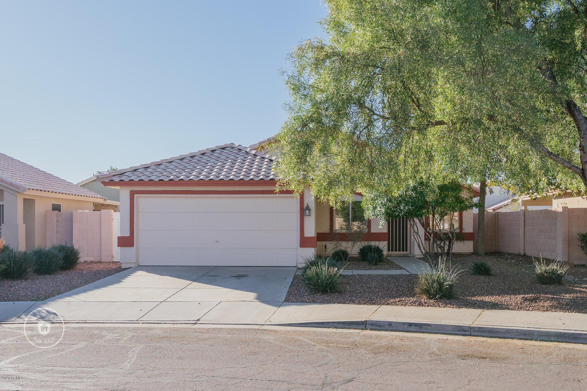 Photo of 16173 W HADLEY Street, Goodyear, AZ 85338