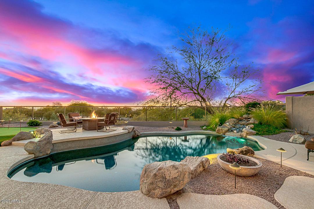Photo of 3928 N EL SERENO --, Mesa, AZ 85207