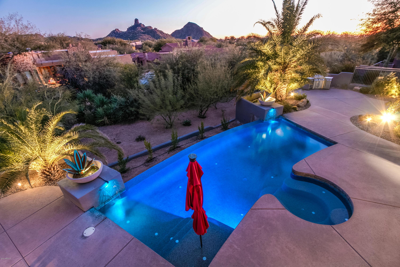 Photo of 9881 E QUARRY Trail, Scottsdale, AZ 85262