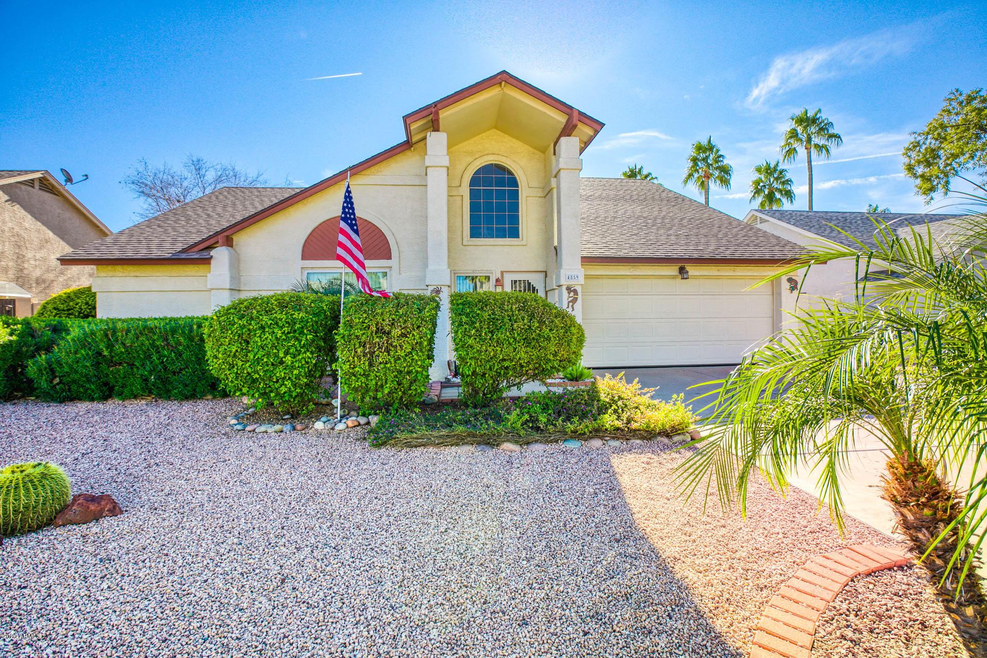 Photo of 4859 E PRINCESS Drive, Mesa, AZ 85205