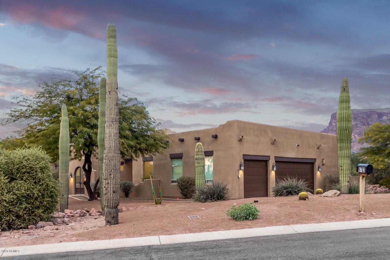 Photo of 6782 E QUAIL HIDEAWAY Lane, Apache Junction, AZ 85119