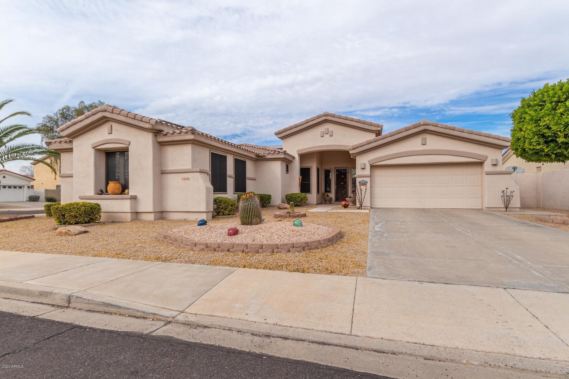 Photo of 14490 W VERDE Lane, Goodyear, AZ 85395