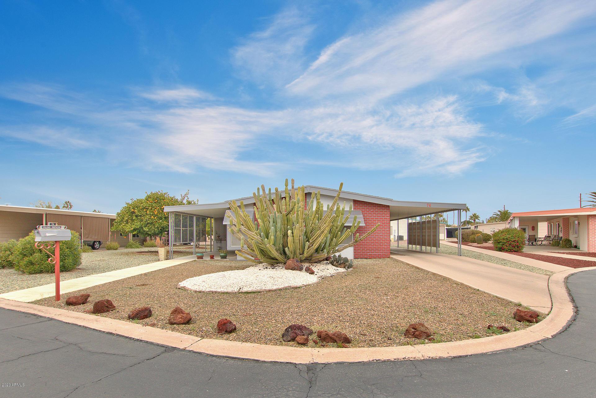 Photo of 8350 E McKellips Road #74, Scottsdale, AZ 85257