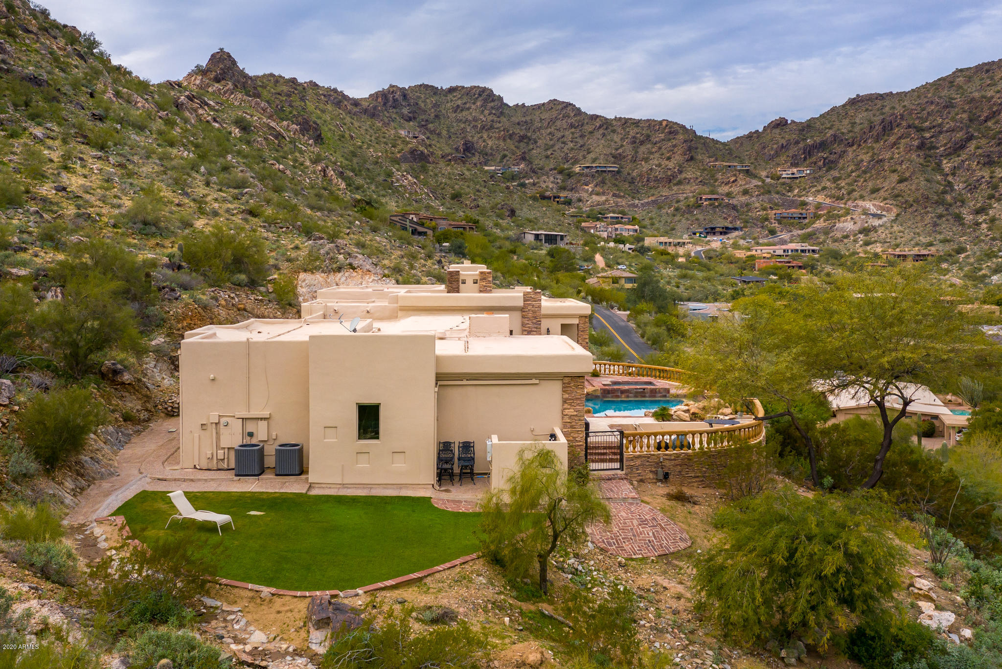 MLS 6026781 6101 E HUMMINGBIRD Lane, Paradise Valley, AZ 85253 Paradise Valley AZ Mummy Mountain Park
