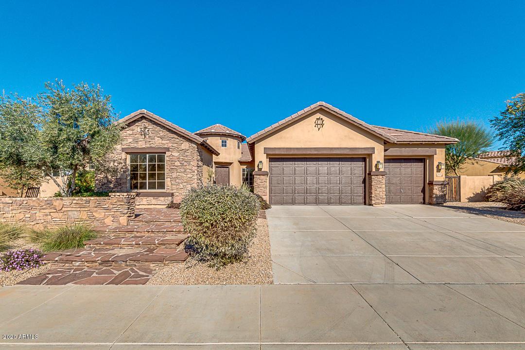 Photo of 2533 N 140TH Drive, Goodyear, AZ 85395