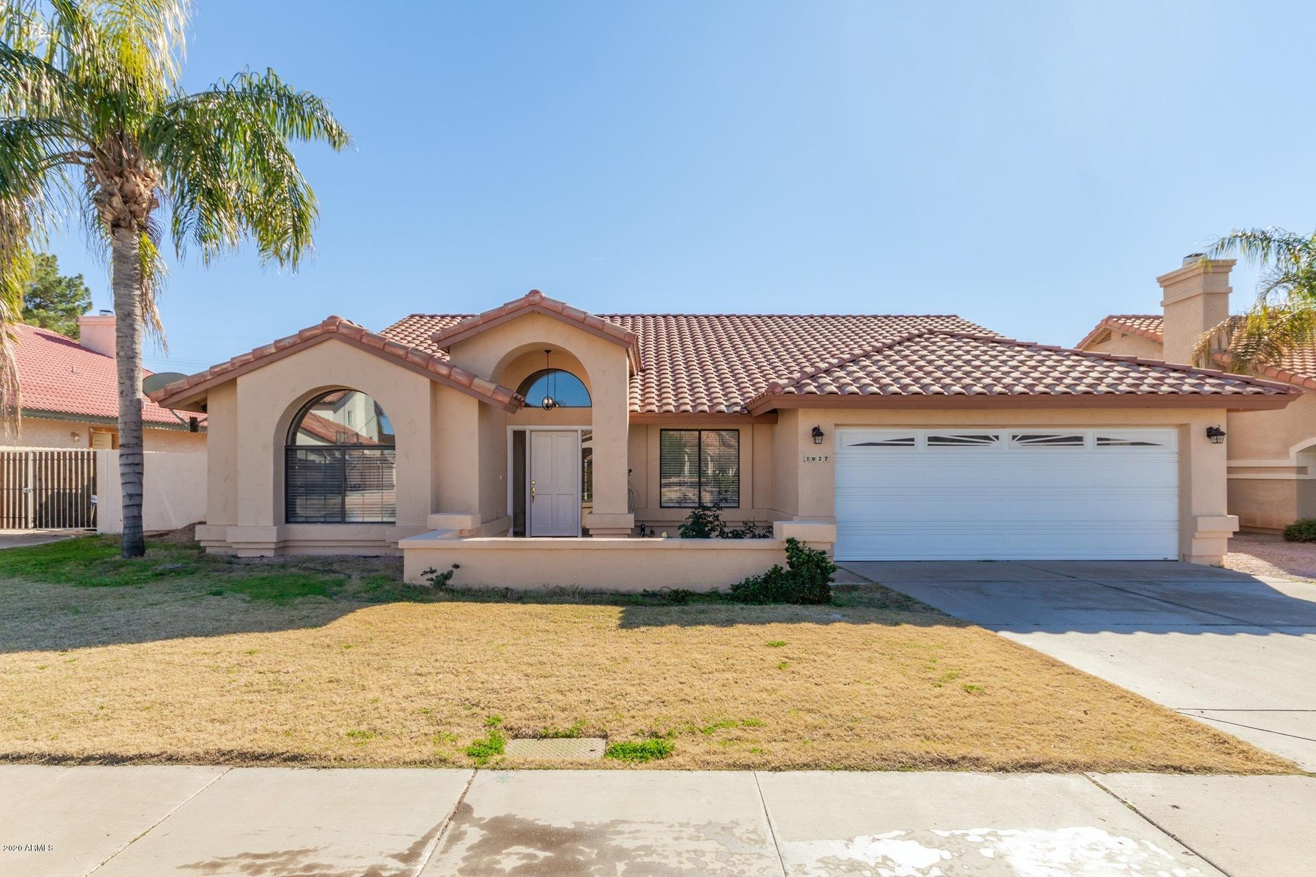 Photo of 3927 E DOVER Street, Mesa, AZ 85205