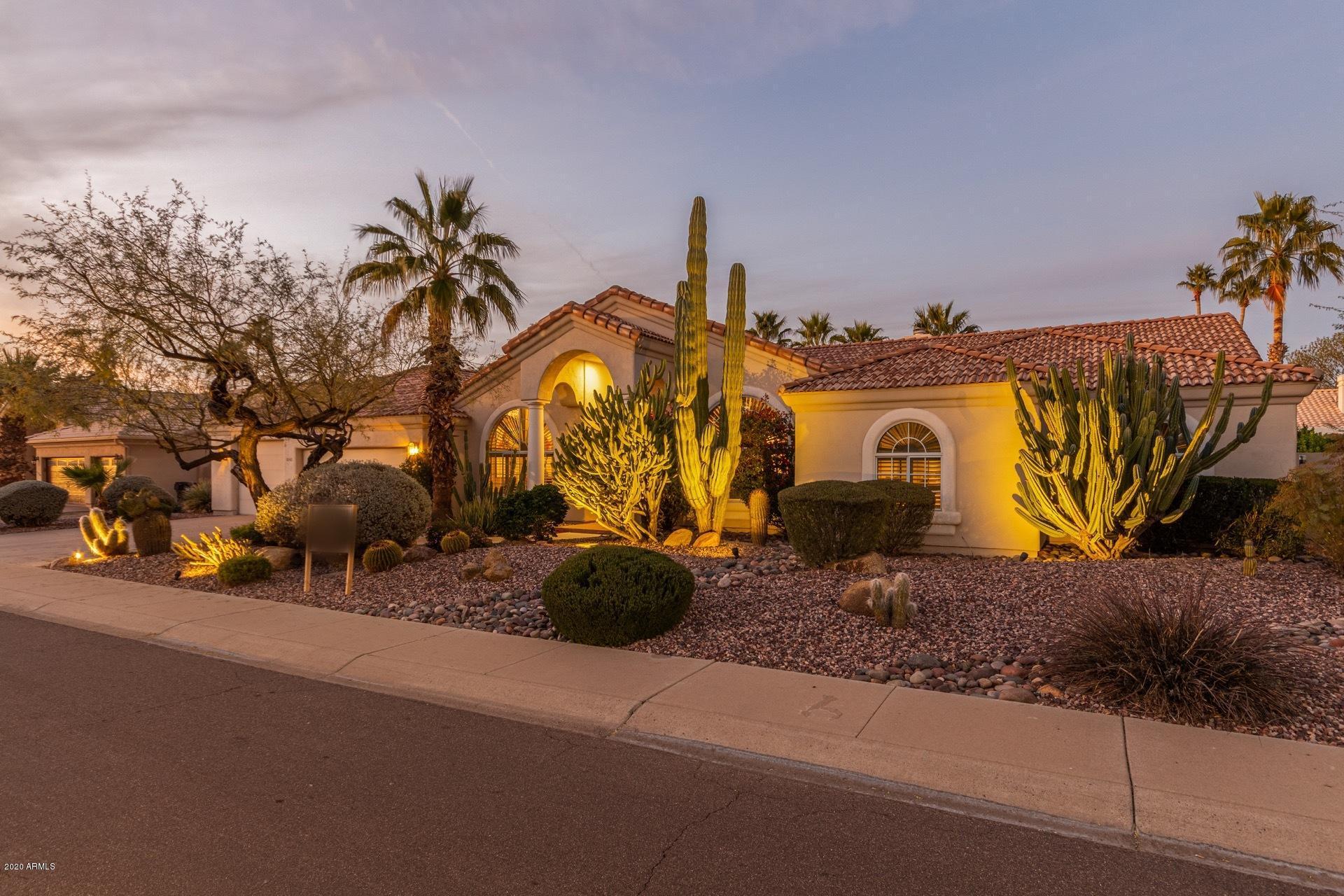 Photo of 8642 E WINDROSE Drive, Scottsdale, AZ 85260