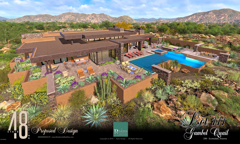 Photo of 9324 E SKY LINE Drive, Scottsdale, AZ 85262