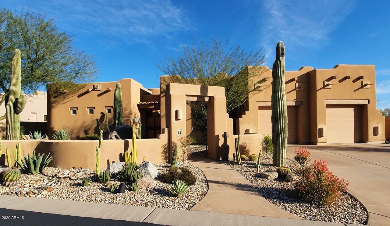 Photo of 7130 E SADDLEBACK Street #14, Mesa, AZ 85207