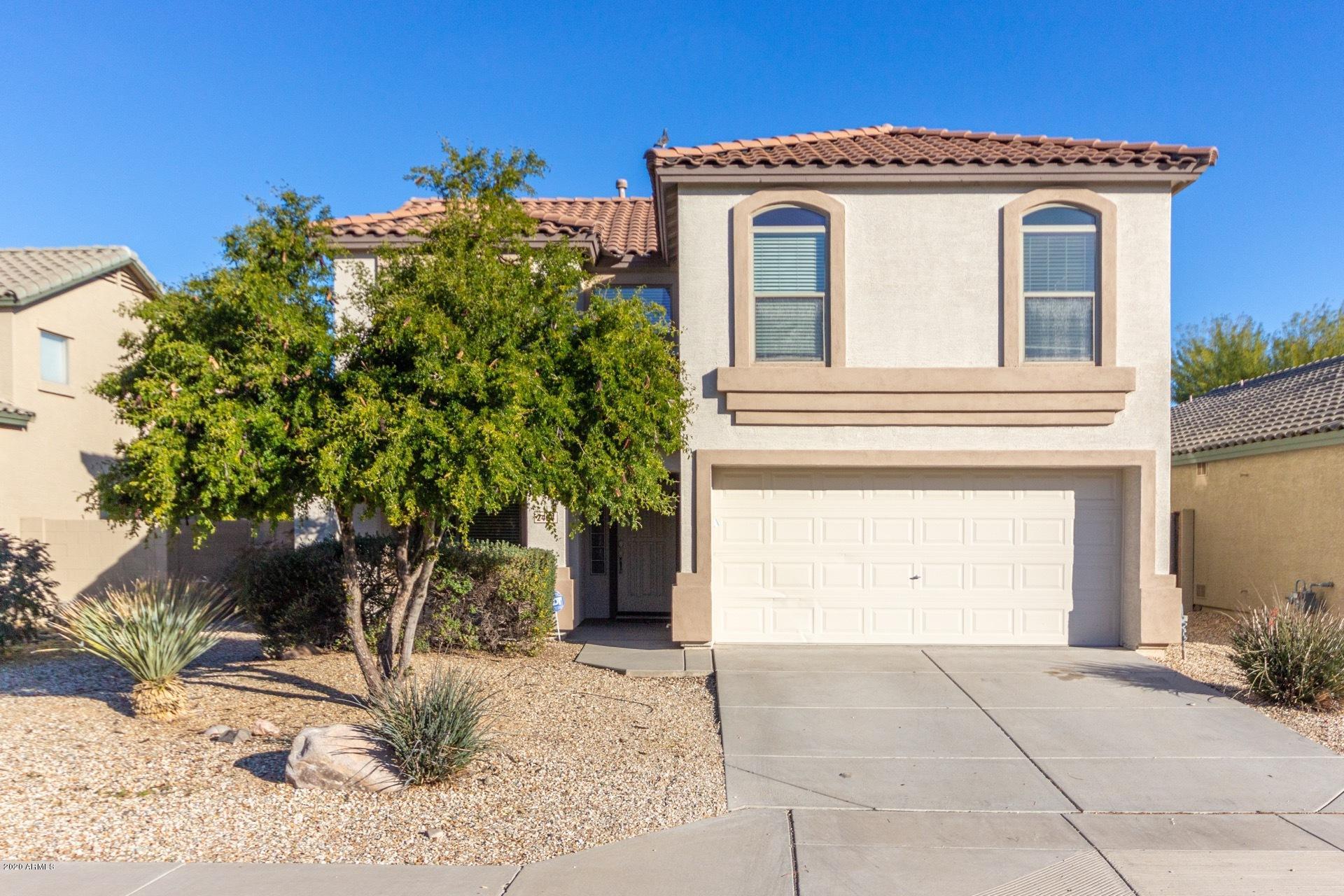 Photo of 2424 W SILVER SAGE Lane, Phoenix, AZ 85085