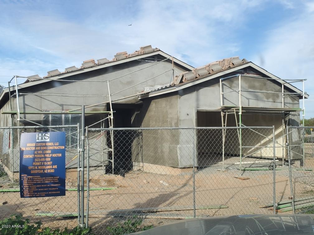 MLS 5938434 16172 W WOODLANDS Avenue, Goodyear, AZ 85338 Goodyear AZ Wildflower Ranch