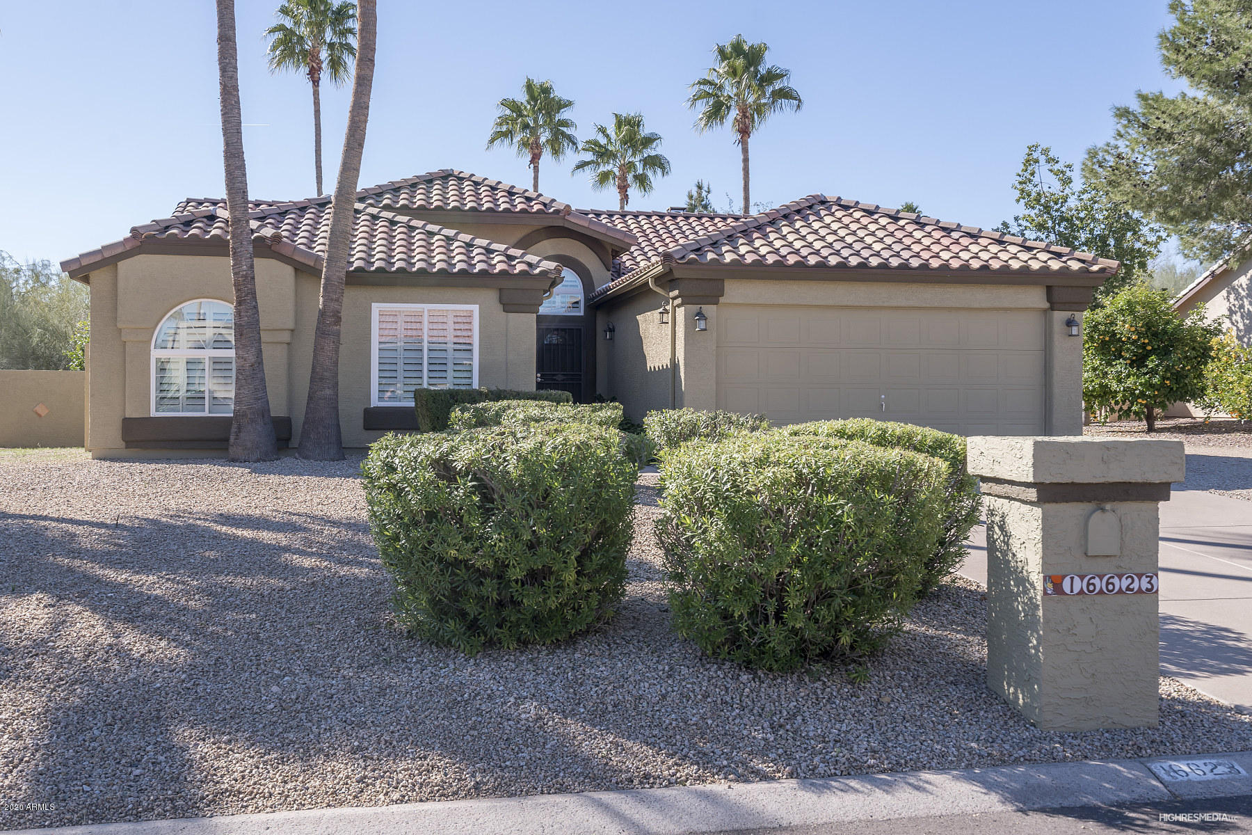 Photo of 16623 E OXFORD Drive, Fountain Hills, AZ 85268