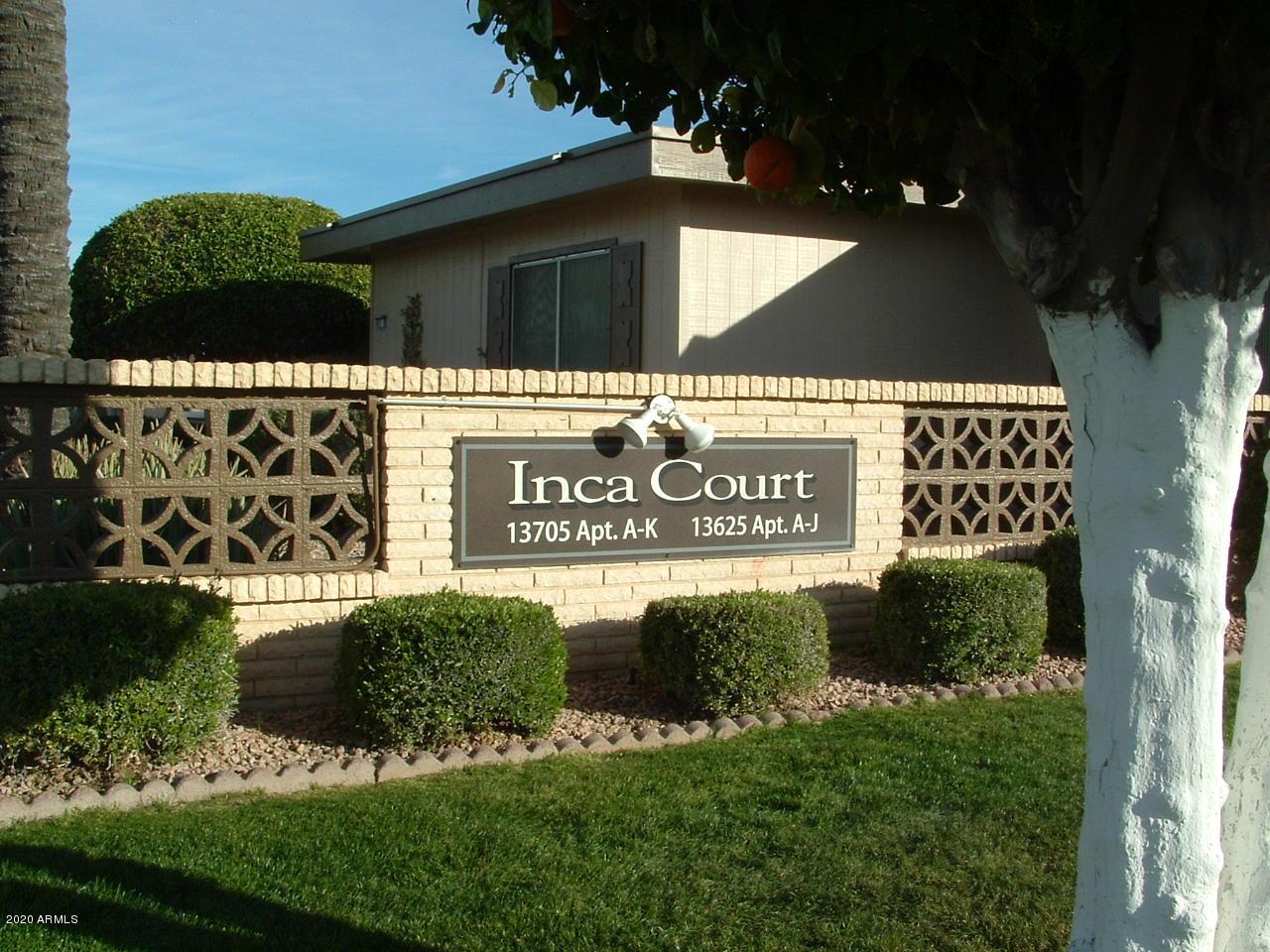 Photo of 13705 N 98TH Avenue #H, Sun City, AZ 85351