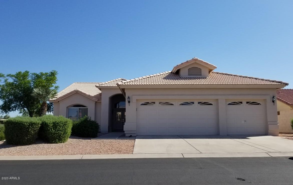 MLS 6033022 10003 E Sunburst Drive Unit 44, Sun Lakes, AZ 85248