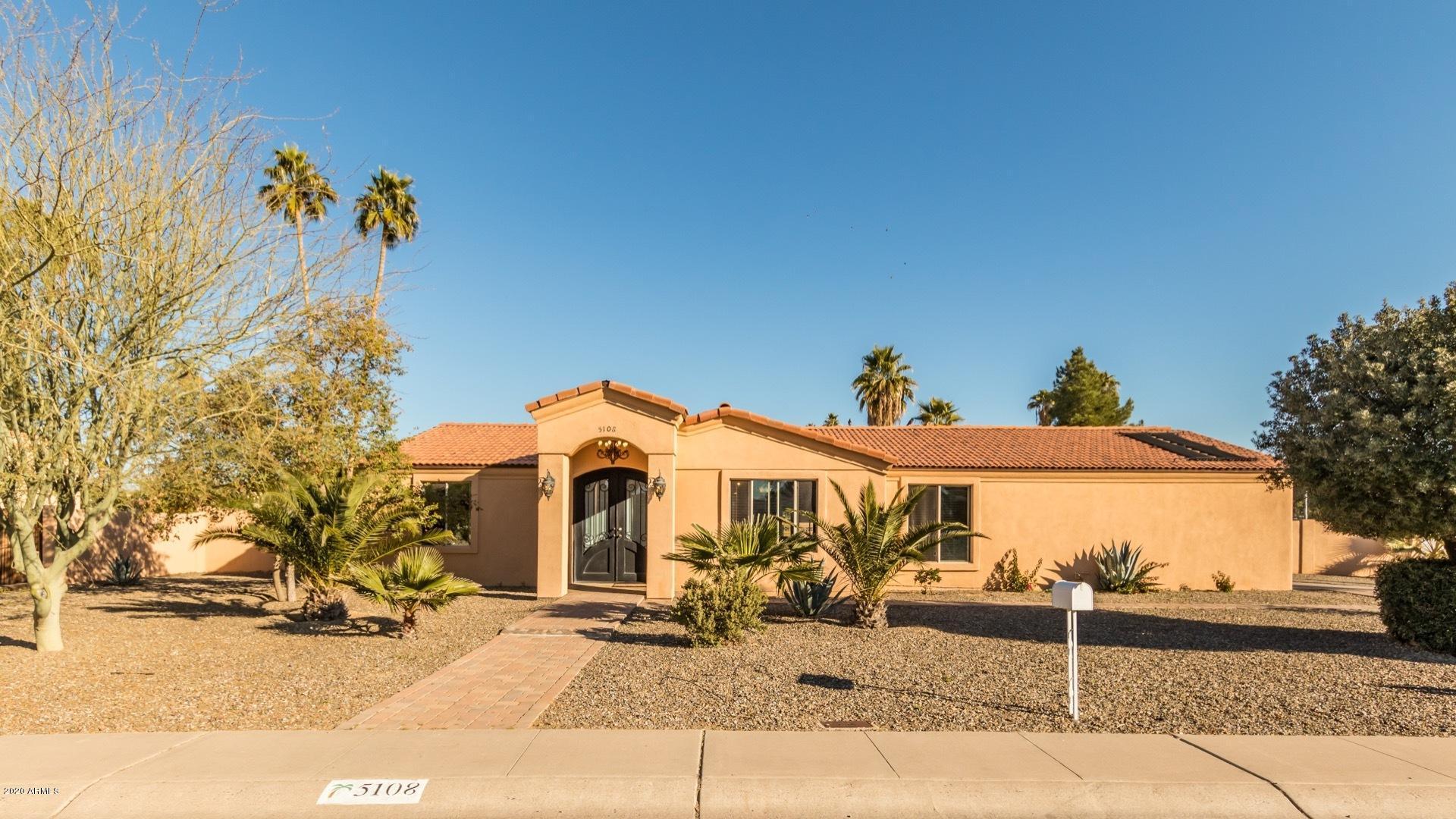 Photo of 5108 E WETHERSFIELD Road, Scottsdale, AZ 85254