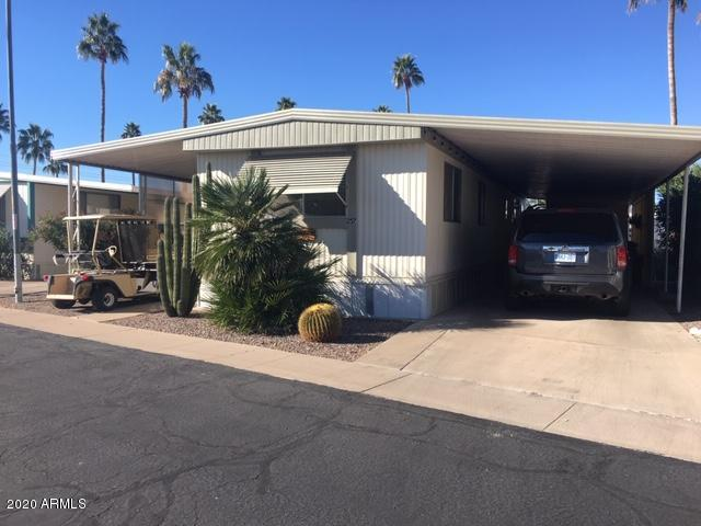 Photo of 305 S Val Vista Drive S #257, Mesa, AZ 85204