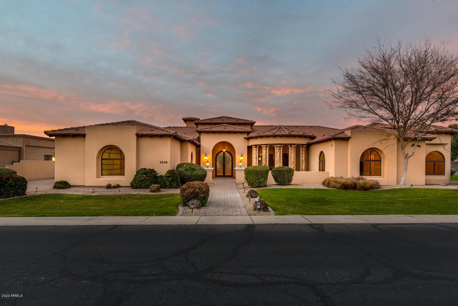 Photo of 2838 E LOCUST Drive, Chandler, AZ 85286
