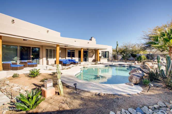 MLS 6035604 38405 N 95th Way, Scottsdale, AZ 85262 Scottsdale AZ Private Pool
