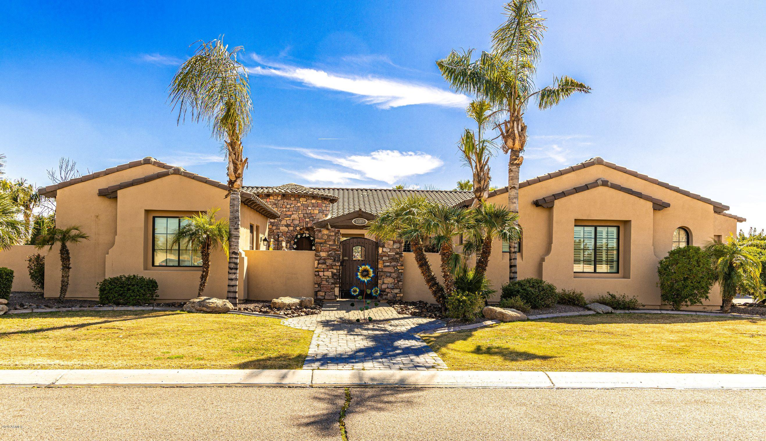 Photo of 5517 W RIVIERA Drive, Glendale, AZ 85304