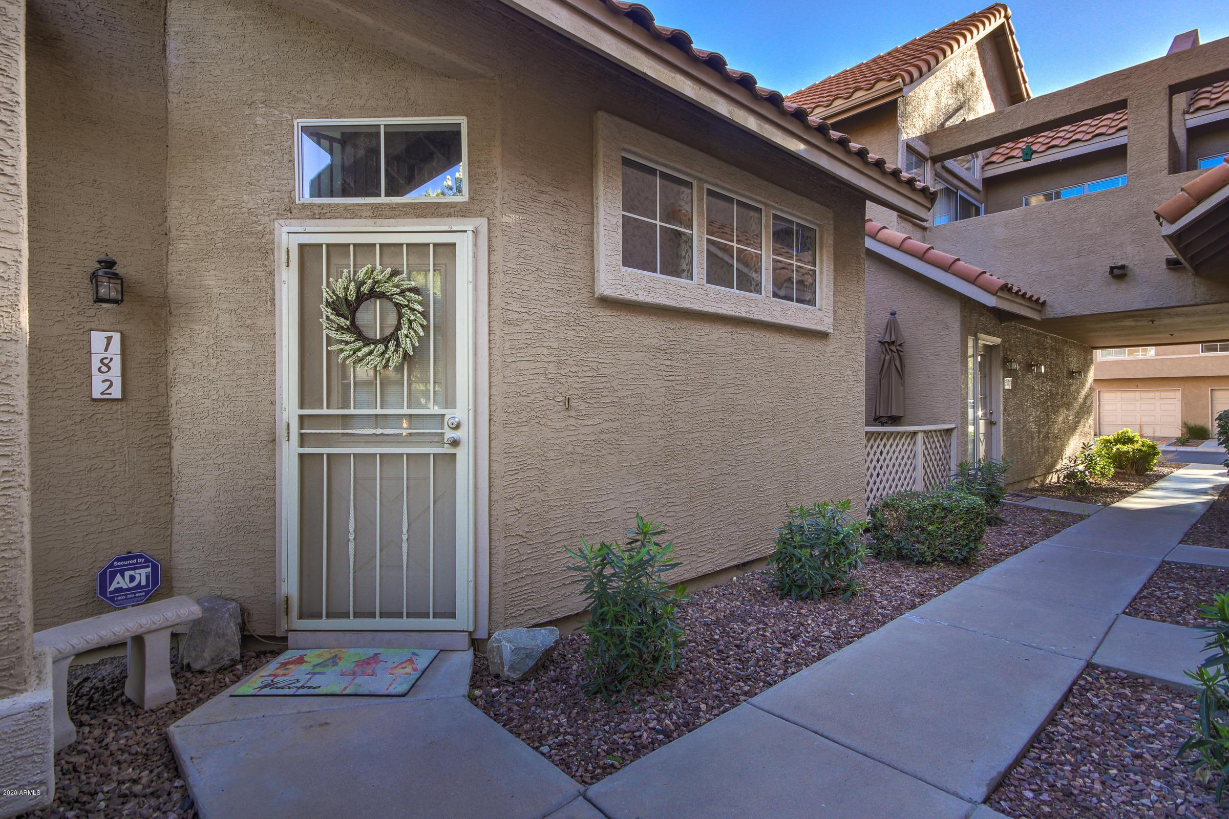 Photo of 1633 E LAKESIDE Drive #182, Gilbert, AZ 85234