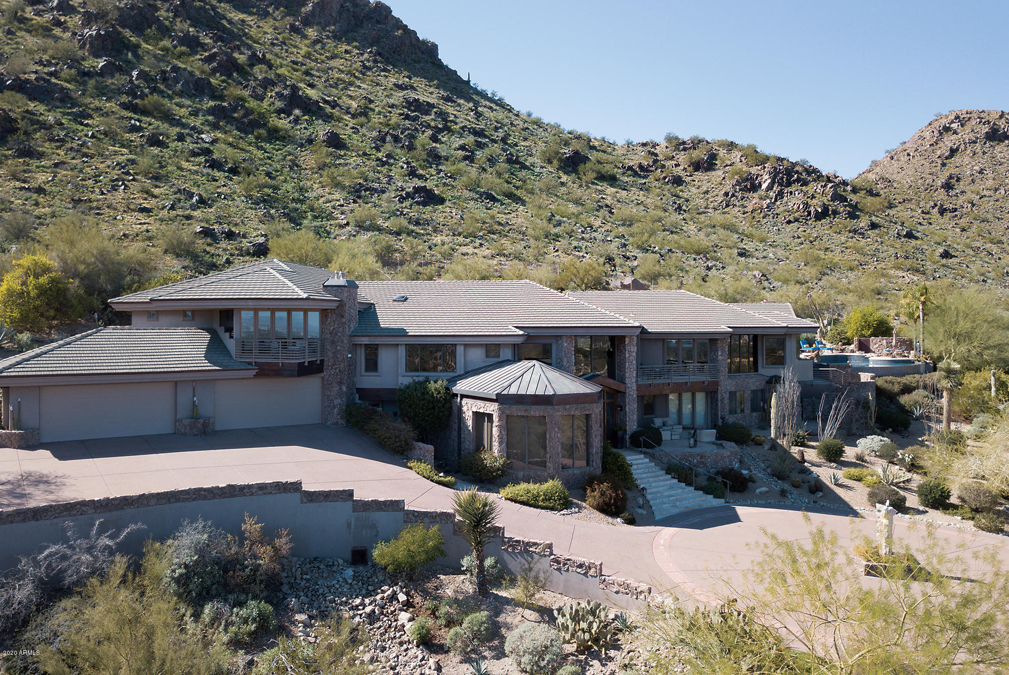 MLS 6038188 8060 N MUMMY MOUNTAIN Road, Paradise Valley, AZ 85253 Paradise Valley AZ Four Bedroom