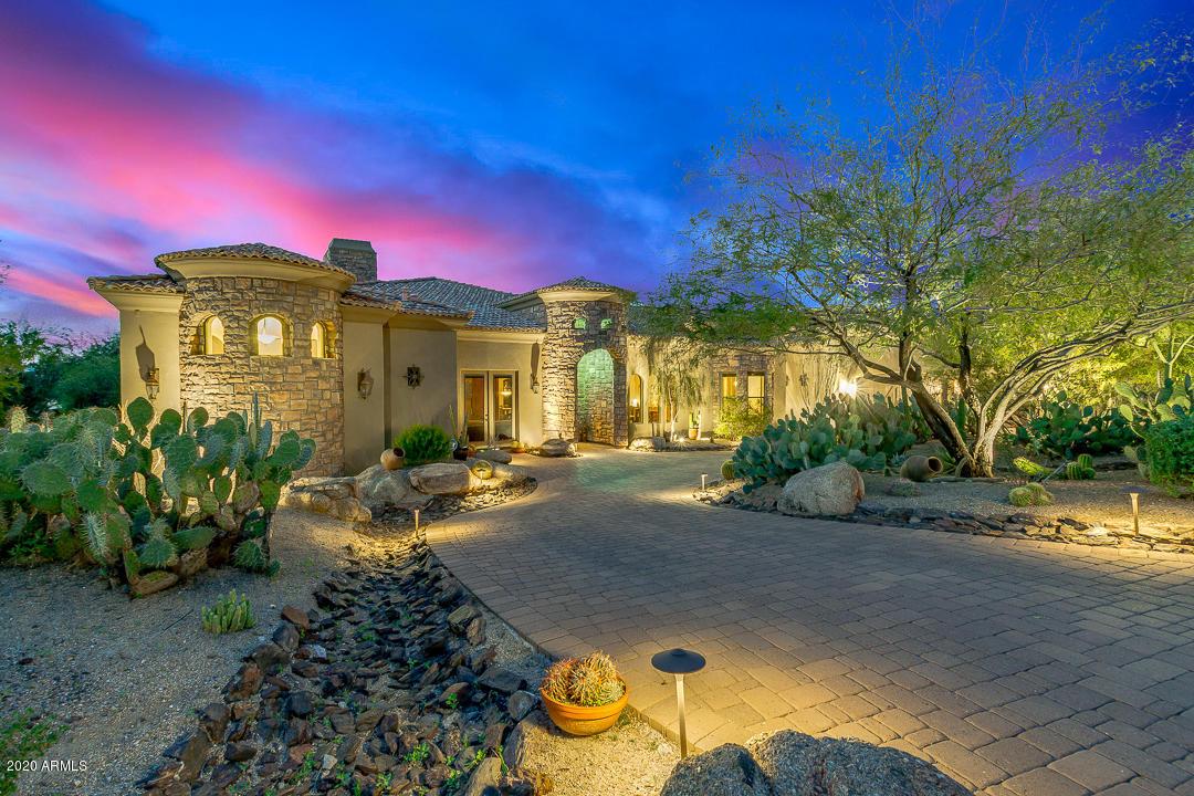Photo of 7260 E EAGLE CREST Drive #23, Mesa, AZ 85207