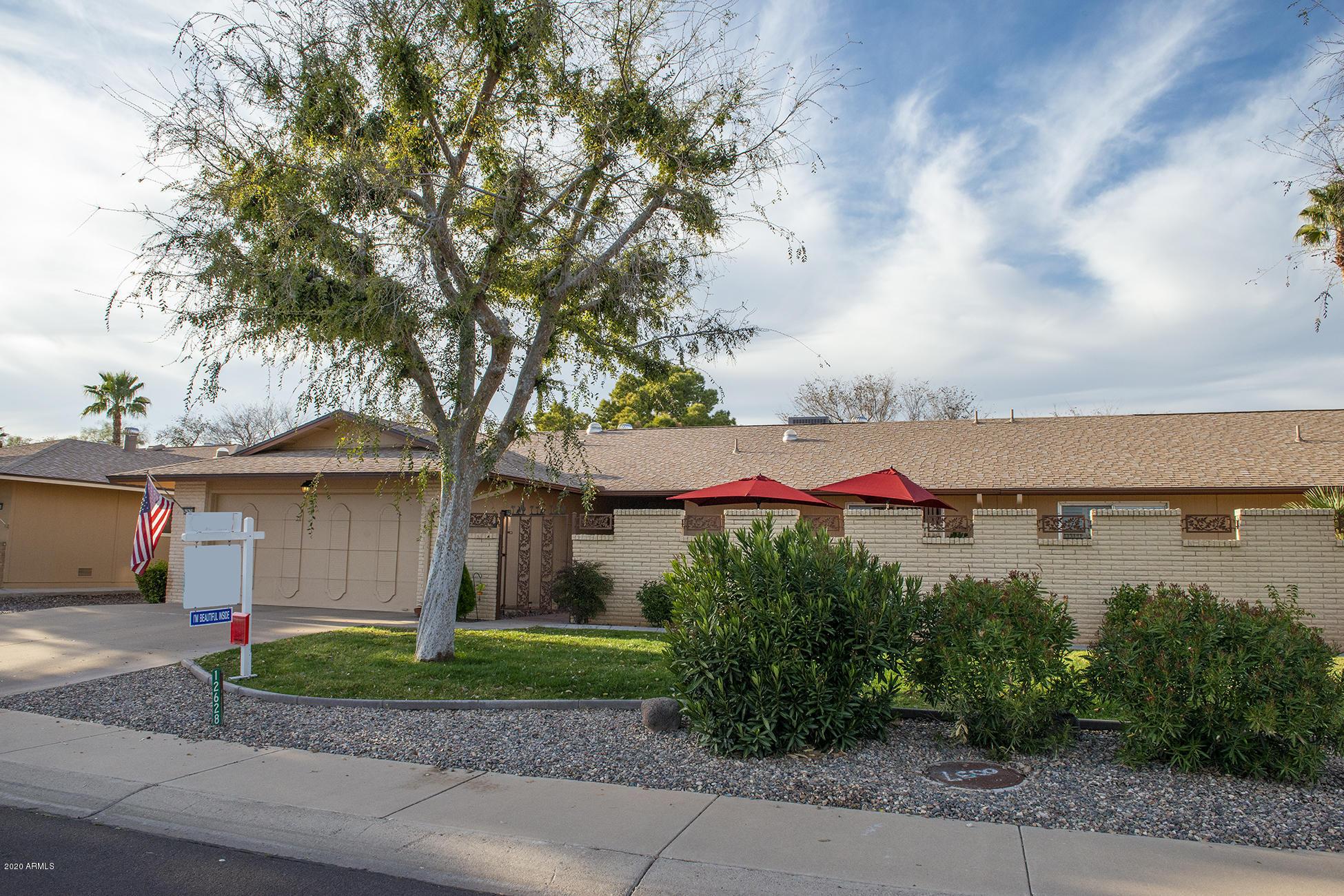 Photo of 12628 W PARKWOOD Drive, Sun City West, AZ 85375