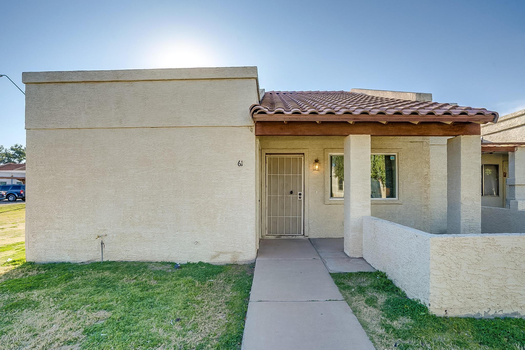 Photo of 875 S NEBRASKA Street #61, Chandler, AZ 85225