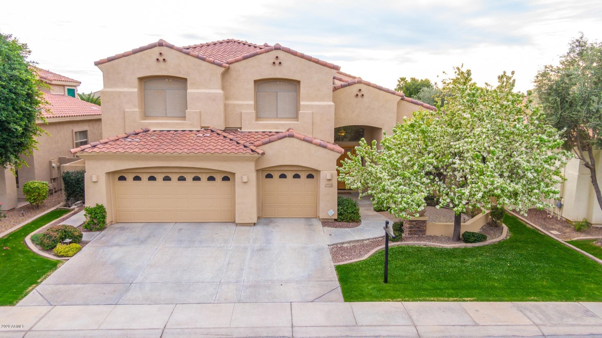 Photo of 4402 S WILDFLOWER Place, Chandler, AZ 85248