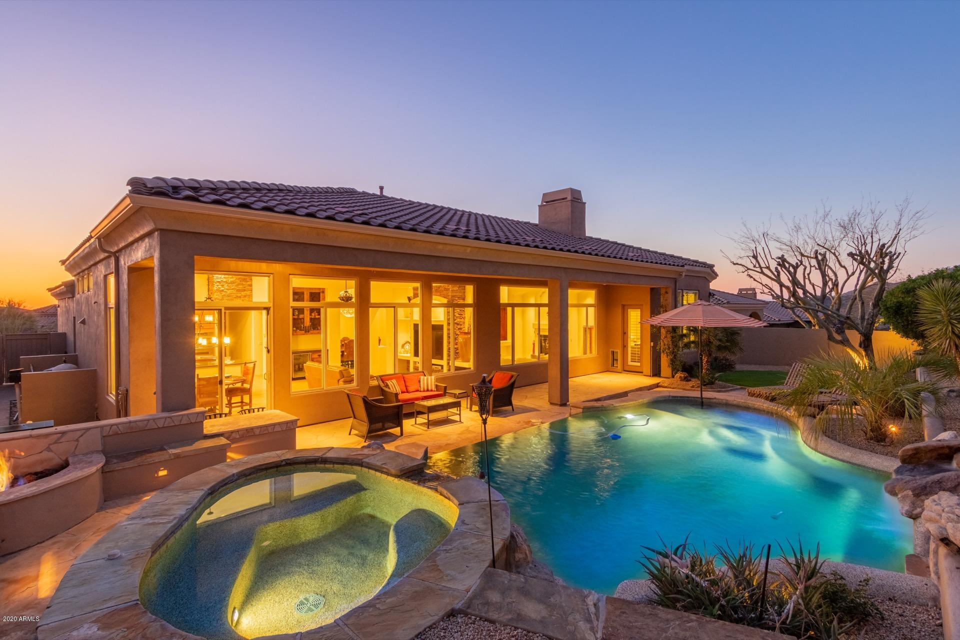 Photo of 11404 E AUTUMN SAGE Drive, Scottsdale, AZ 85255
