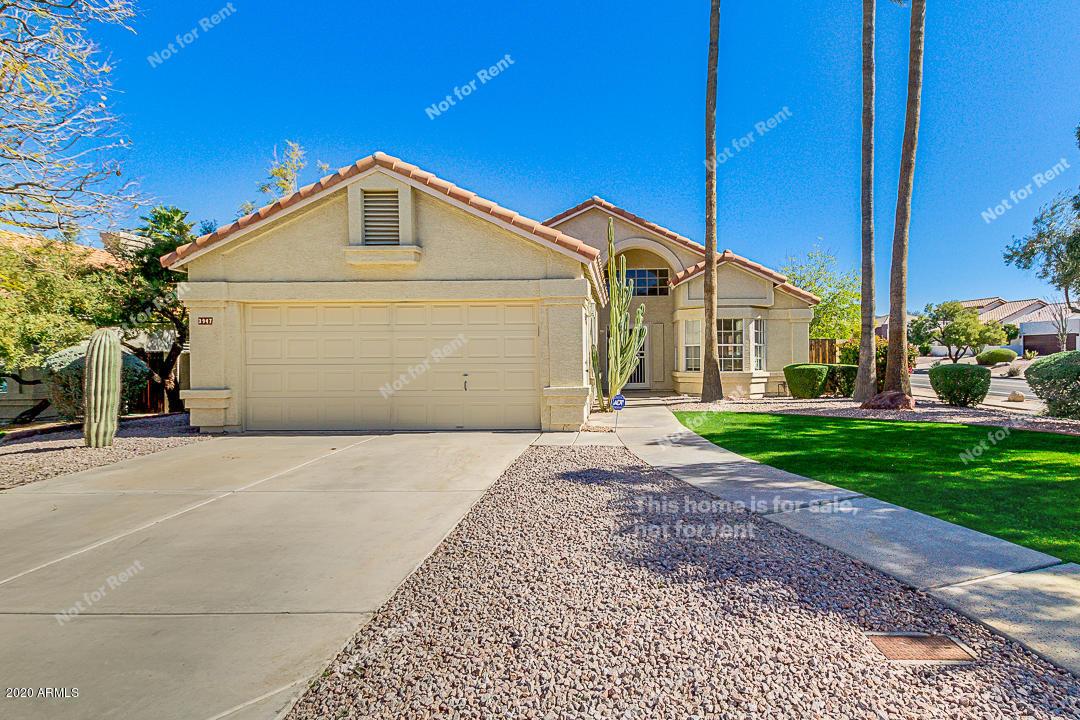 Photo of 3947 N RANIER --, Mesa, AZ 85215