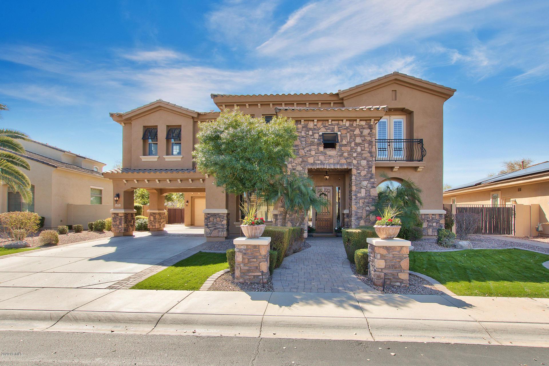 Photo of 3723 E NOLAN Drive, Chandler, AZ 85249
