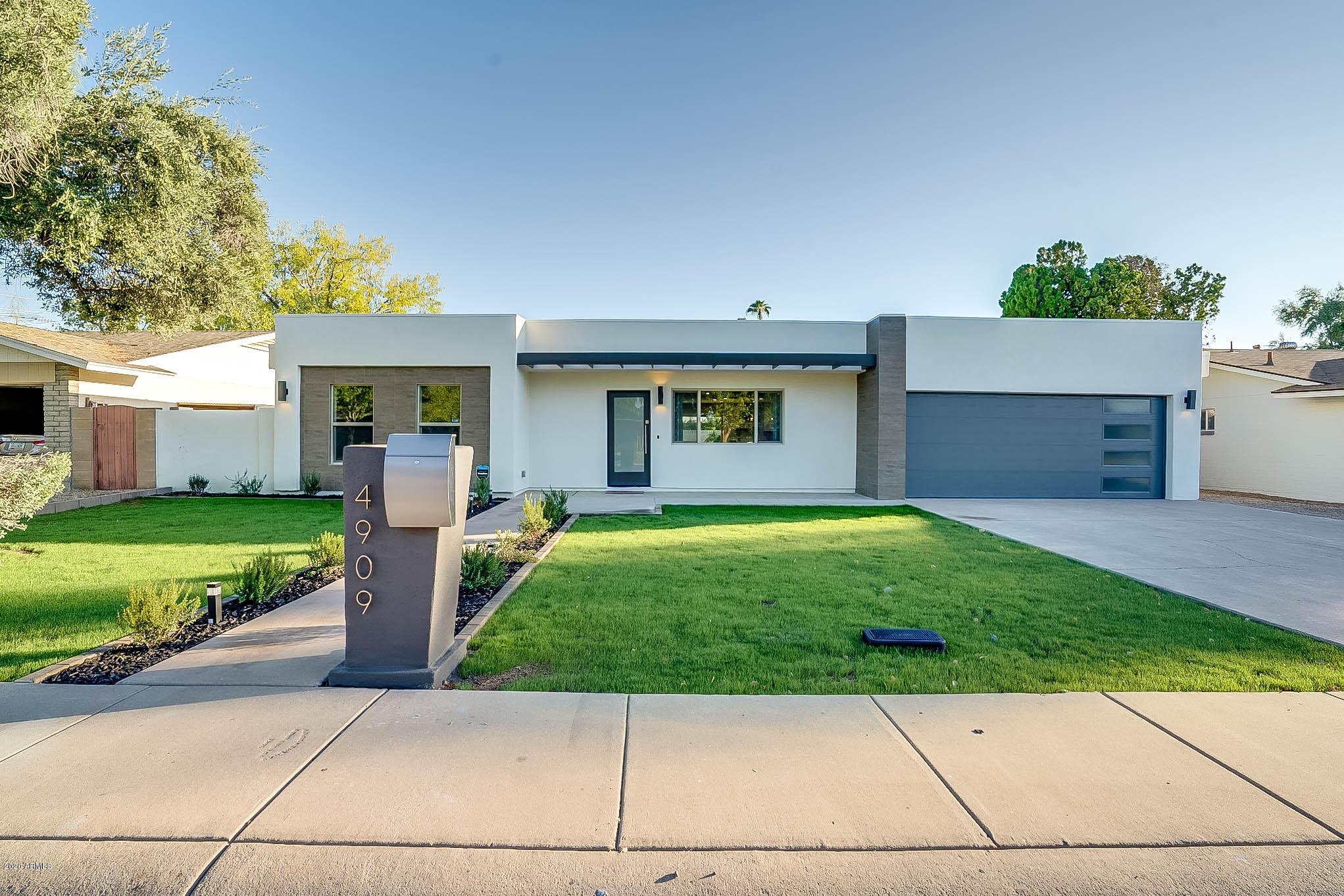 Photo of 4909 E PINCHOT Avenue, Phoenix, AZ 85018