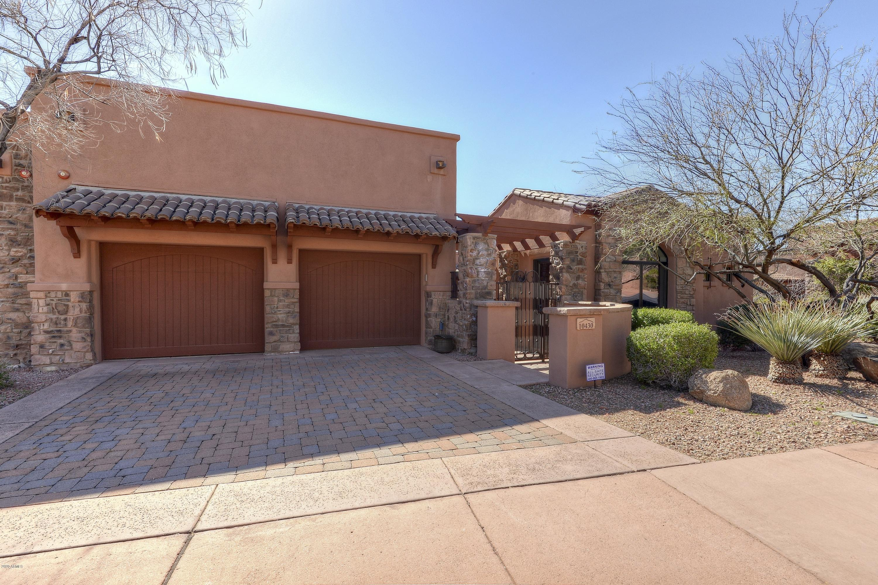 Photo of 10430 N VILLA RIDGE Court, Fountain Hills, AZ 85268