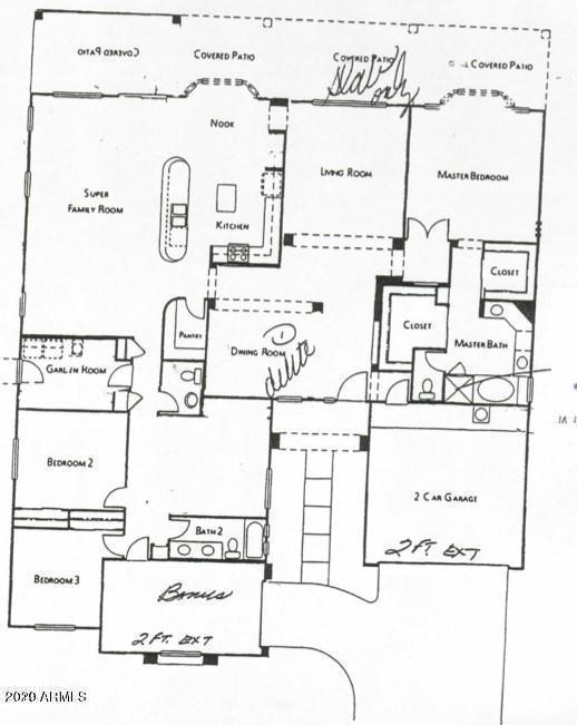 MLS 6044353 2115 N HILLRIDGE --, Mesa, AZ 85207 Mesa AZ Estates At Desert Shadows