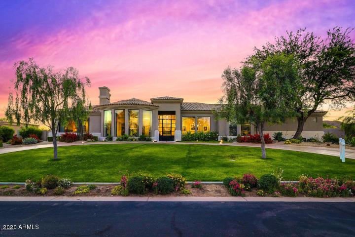 Photo of 6580 N PRAYING MONK Road, Paradise Valley, AZ 85253